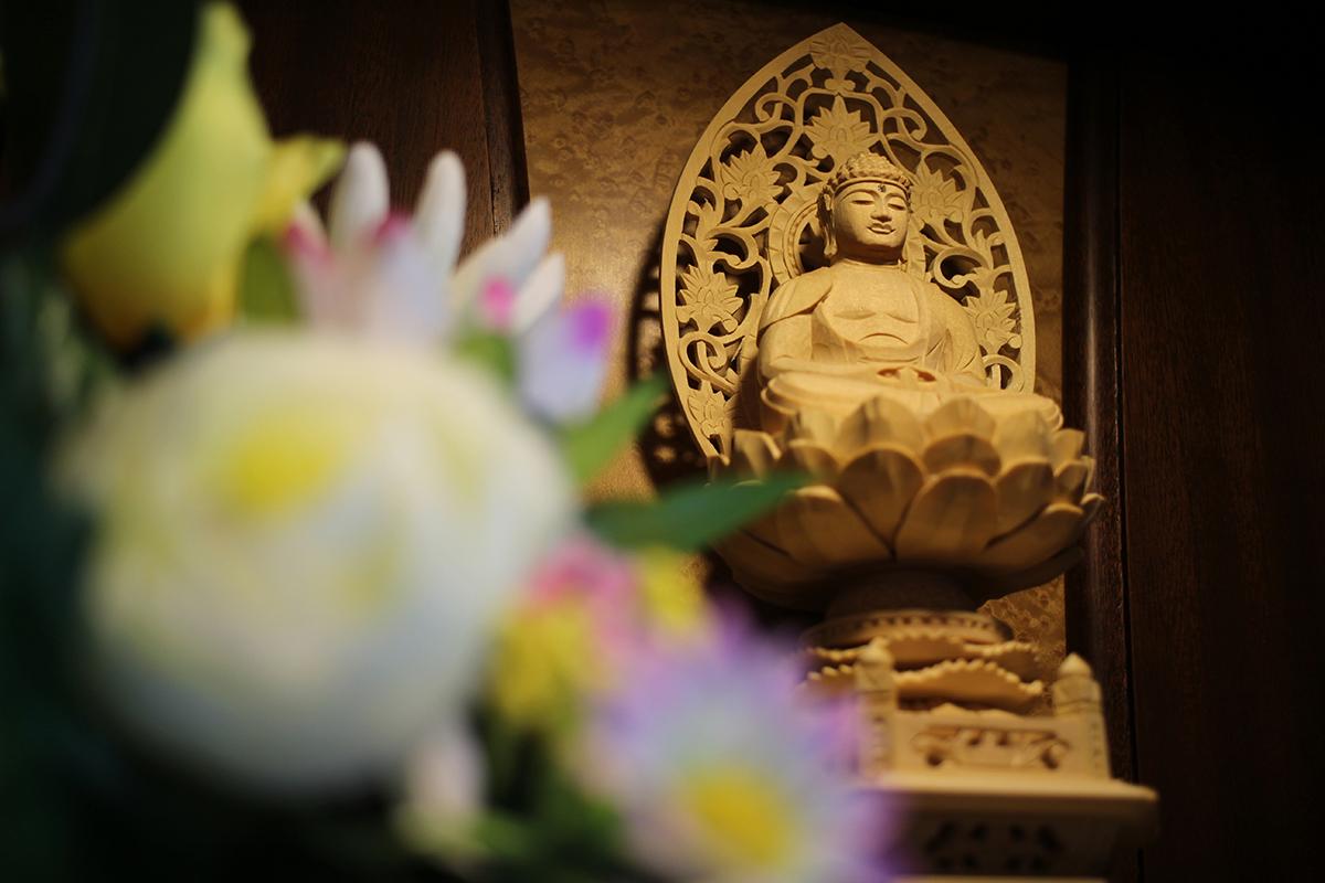 お仏壇の種類って?