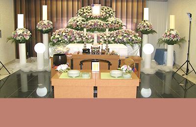 家族葬プラン基本C